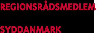 Lene Thiemer Hedegaard, Regionsrådsmedlem Region Syddanmark, Socialdemokratiet Logo